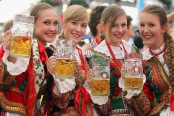 Các lễ hội truyền thống tại Cộng hòa Liên bang Đức và những ngày lễ quan trọng