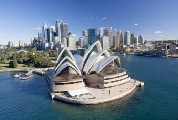 Visa Úc công tác