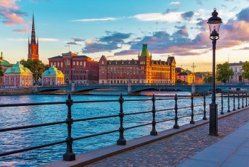 Visa Thụy Điển thăm thân