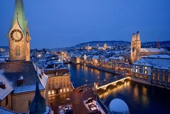 Visa Thụy Sĩ công tác