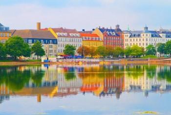 Visa Đan Mạch công tác