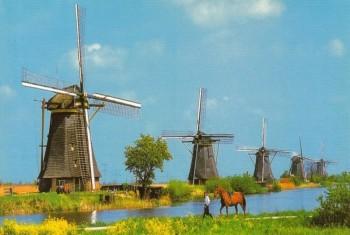Những địa danh du lịch nổi tiếng tại Hà Lan