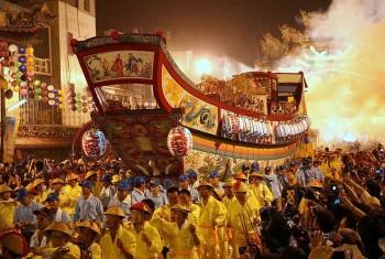 Những lễ hội đặc sắc chỉ có ở Đài Loan