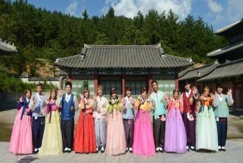 Lễ hội ở Hàn Quốc thu hút du khách