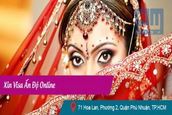 Xin visa đi Ấn Độ online dễ dàng