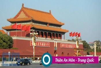 Các điểm du lịch nổi tiếng ở Trung Quốc