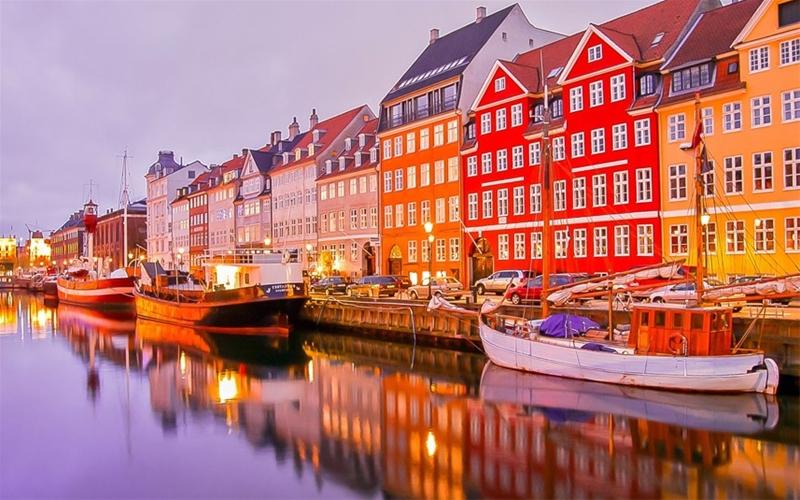 Visa Đan Mạch